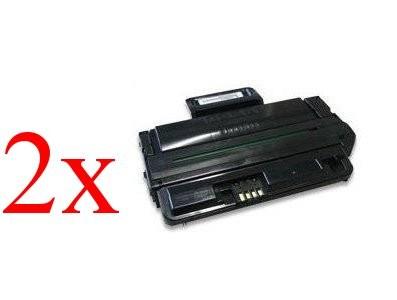 Komplet Xerox 106R01487 / WorkCentre 3210, 3220 kompatibilna tonerja (2) - 2 × črna XL