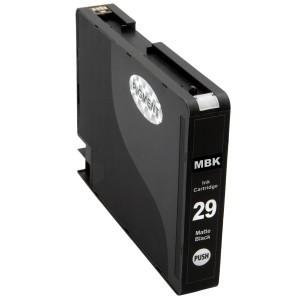 Kompatibilna kartuša za Canon PGI-29MBK / 4868B001 - mat črna