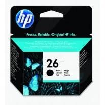 Kartuša HP 26 / 51626AE  - črna (original)