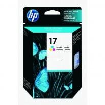 Kartuša HP 17 / C6625AE - barvna (original)