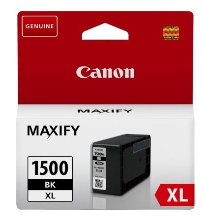 Kartuša Canon PGI-1500XL BK / 9182B001AA - črna (original)