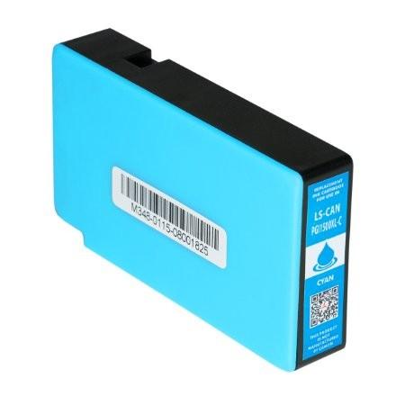 Kompatibilna kartuša za Canon PGI-1500XL C / 9193B001AA / Maxify MB2050, MB2150, MB2350, MB2750 - cyan