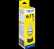 Črnilo Epson C13T67344A / T6734 - rumena (original)