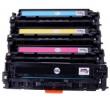 Komplet Canon 731 / CRG-731 / LBP 7100, 7110 / MF 8200, 8230, 8280 kompatibilni tonerji (4) - črna, cyan, magenta, rumena