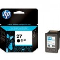 Kartuša HP 27 / C8727AE  - črna (original)