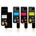 Komplet Xerox 106R02760 - 106R02763 / Phaser 6020, 6022 / WorkCentre 6025, 6027 kompatibilni tonerji (4) - črna, cyan, magenta, rumena