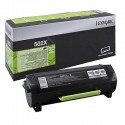 Toner Lexmark 502X / 50F2X00 - črna XXL (original)