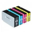 Komplet Canon PGI-1500XL / 9182B004AA / Maxify MB2050, MB2150, MB2350, MB2750 kompatibilne kartuše (4) - črna, cyan, magenta, rumena