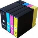 Komplet Canon PGI-2500XL / 9254B004AA / Maxify MB5050, MB5150, MB5350, MB5450, IB4050 kompatibilne kartuše (4) - črna, cyan, magenta, rumena